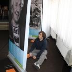 Ausstellung in der Schule