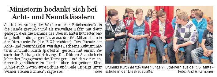 LVZ-Pressebericht vom 07-06-2013